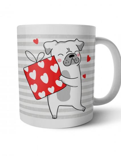 Чашка Love you so much