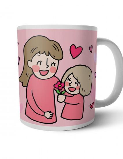 Чашка Любимой маме