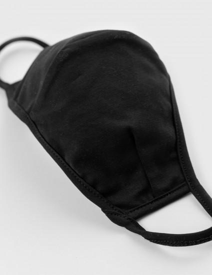 Маска многоразовая для взрослого Лимей черная