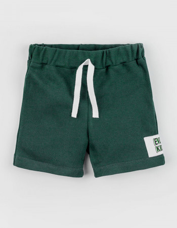 Шорти Тіммі темно-зелений