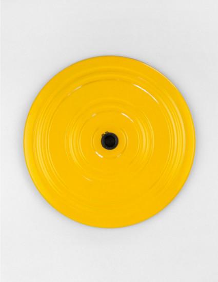 Диск Грация желто-синий