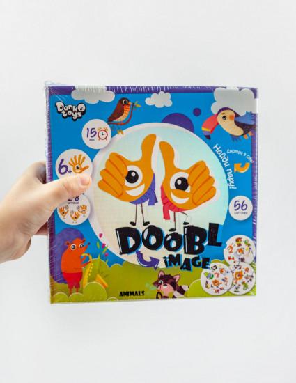 Настольная развлекательная игра Doobl image большая