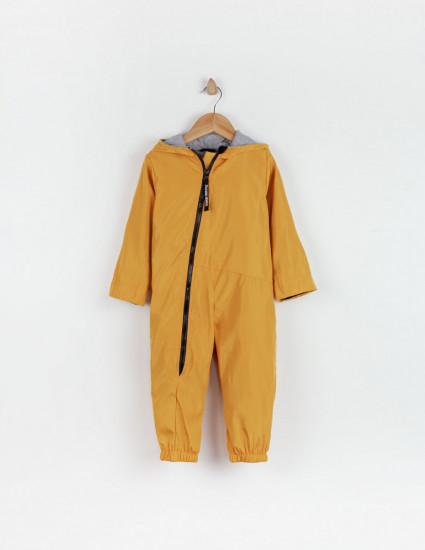 Комбинезон Форест из водоотталкивающей ткани желтый