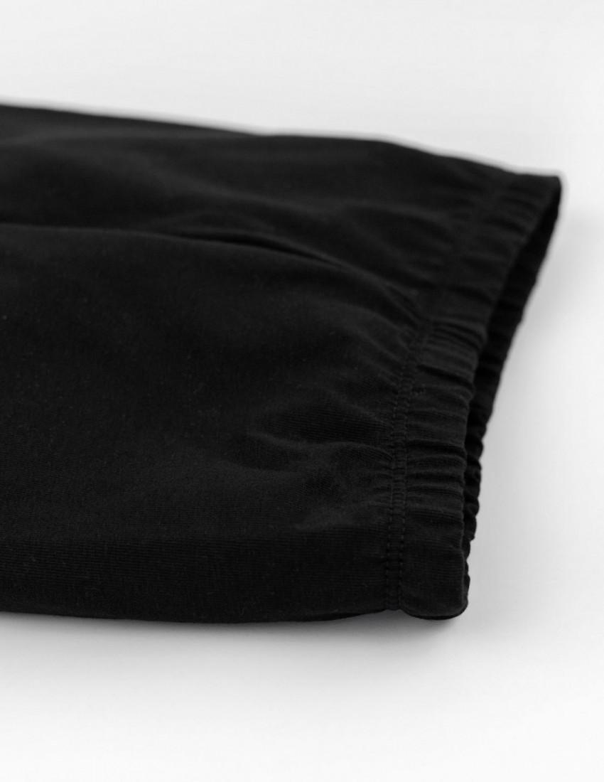 Леггинсы чёрные