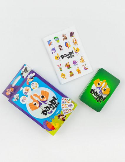 Настольная развлекательная игра  Doobl image mini