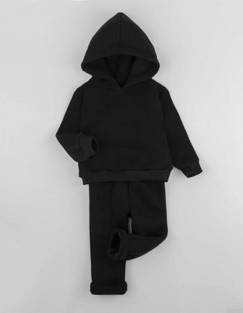 Спортивный костюм Manchester черный