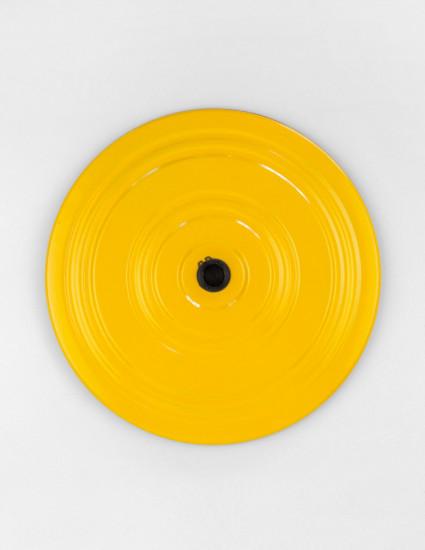 Диск Грация желто-красный