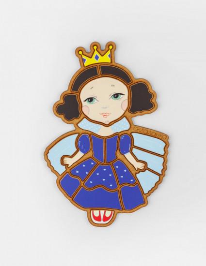 Пазл-складанка Принцеса