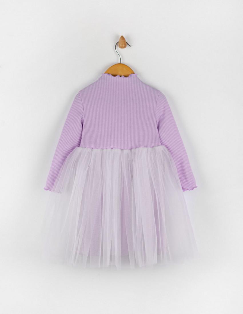 Платье Лавелла лавандовое