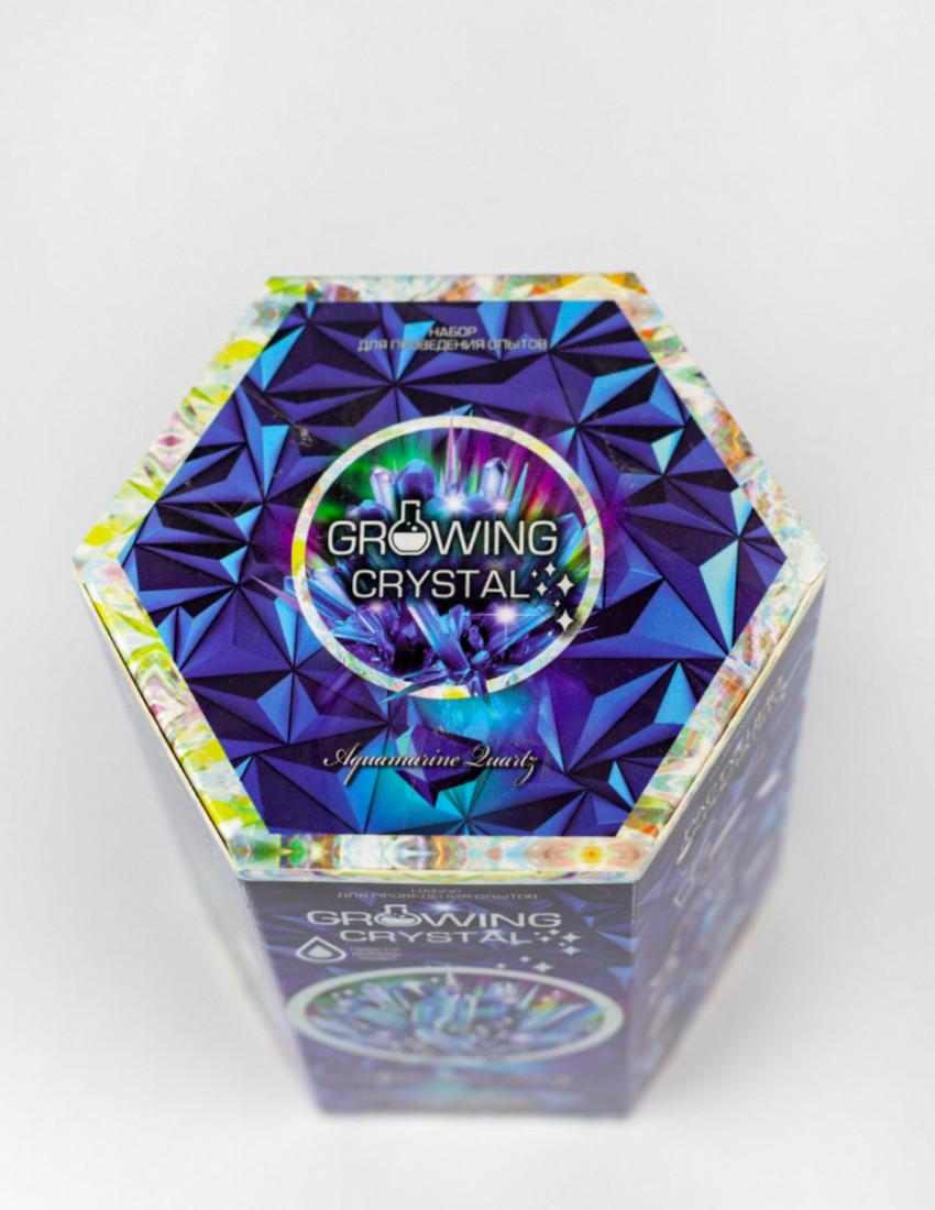 Набор для творчества Вырасти кристалл