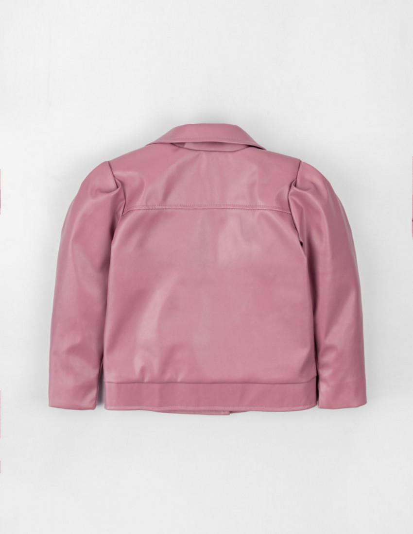 Куртка Даника розовая
