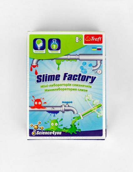 Міні-лабораторія слизнячків Slime factory