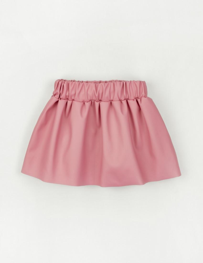 Юбка Даника розовая