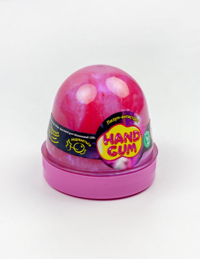 Лизун-антистрес Hand gum перламутровий в асортименті, 120 грам, 1 шт