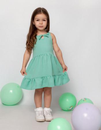 Платье Николь мятное