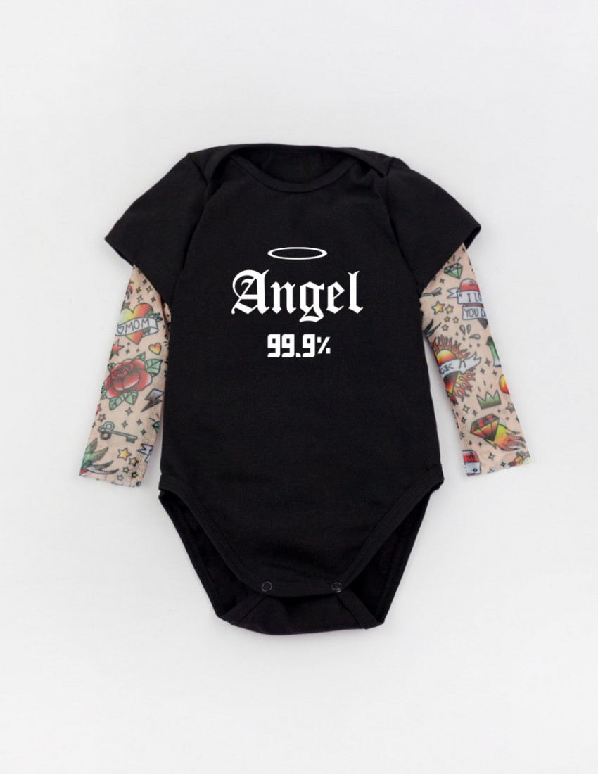 Боди Дрейк tattoo style ANGEL 99