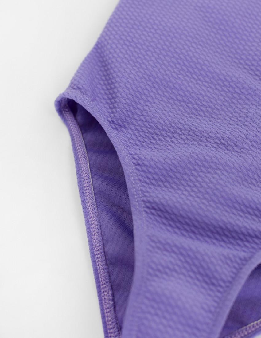Купальник Гледис женский фиолетовый