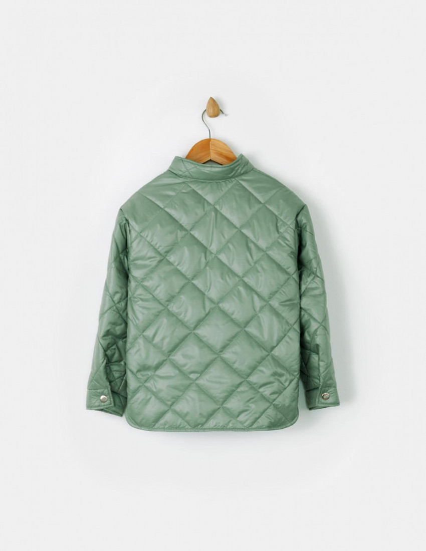 Куртка Арен оливковая