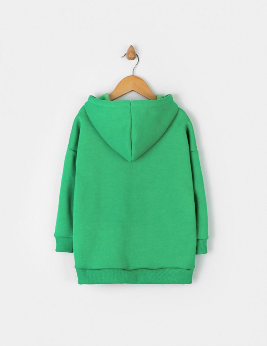 Костюм Белами зелёный
