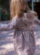 Куртка Сьюзи пудра с сердечками