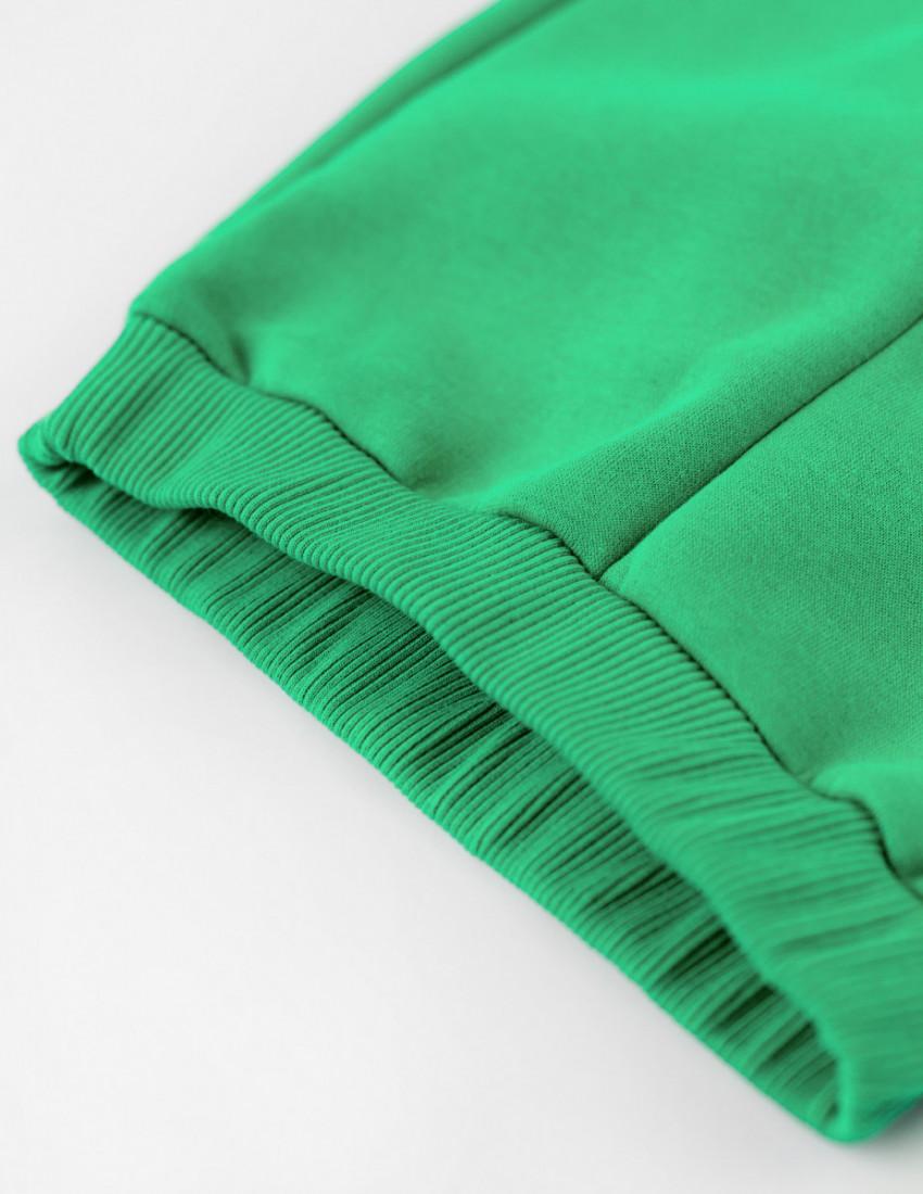 Костюм Белами зелёный с начесом Slyme name
