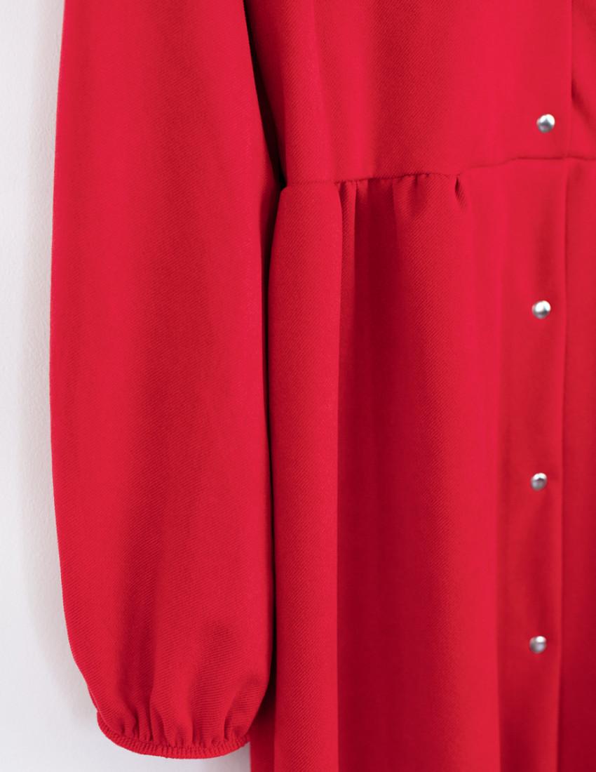 Платье Вейла женское красное