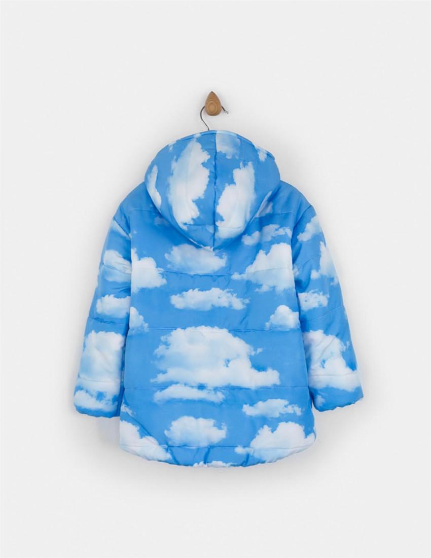 Куртка Sky голубая