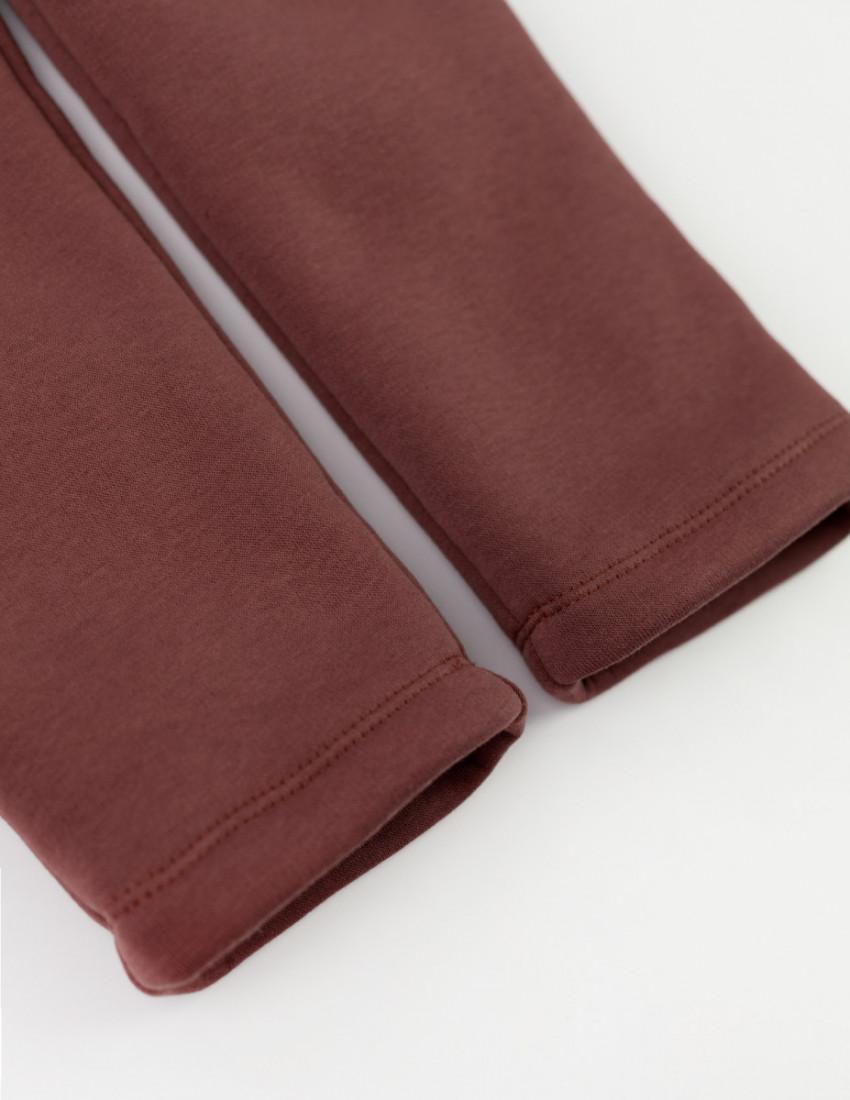 Костюм Manchester коричневый с начесом AVOCATO