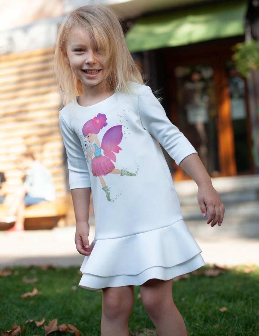 Платье Сакура magic girl