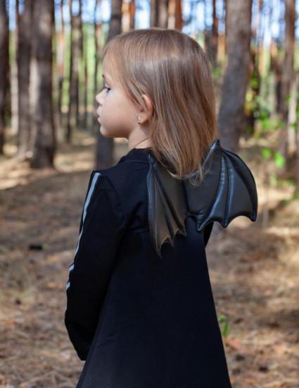 Аксессуар-крылья Bat чёрные