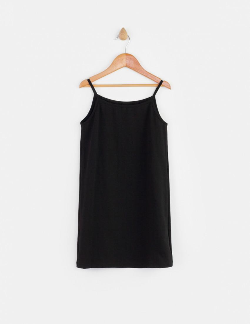Платье Бенд бело-чёрное